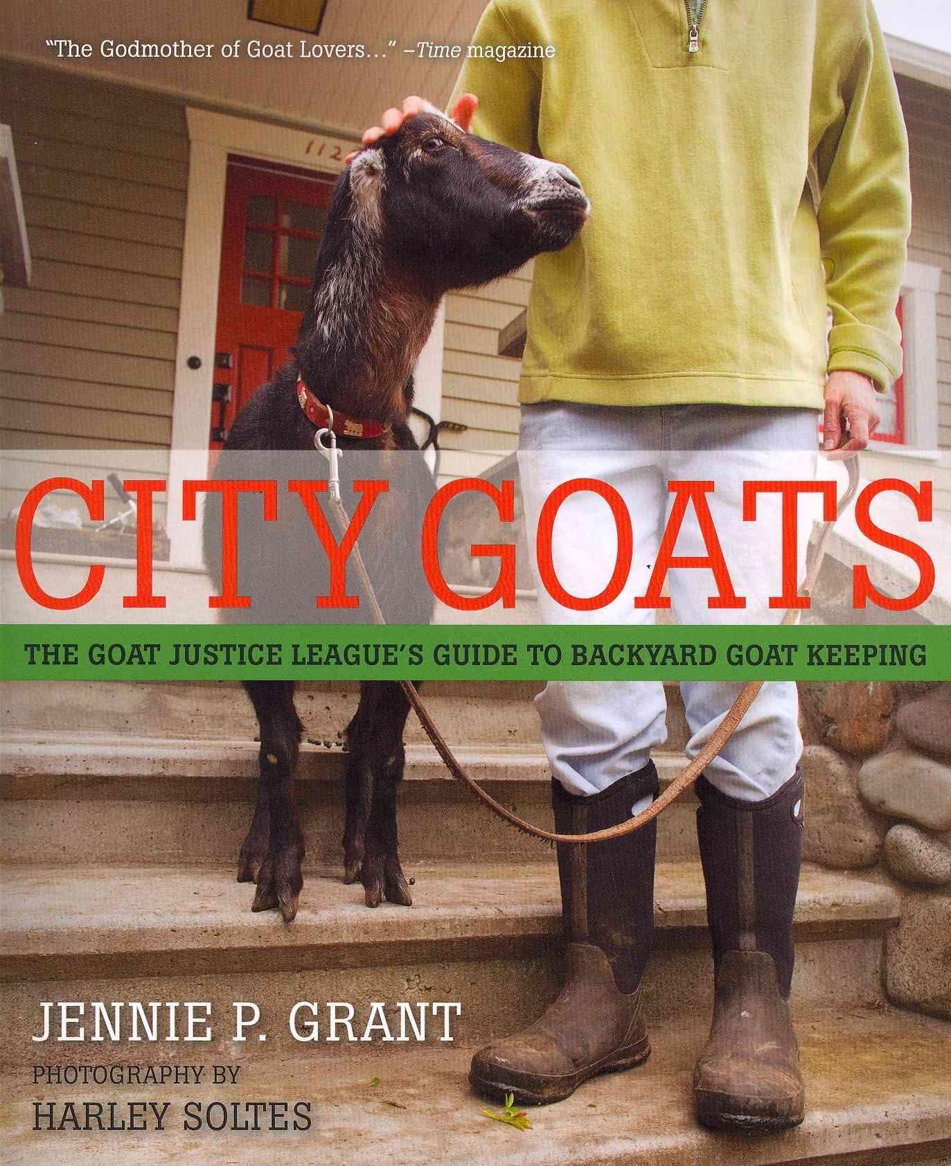 City Goats By Grant, Jennie